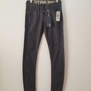 G-star Raw Corvet Skinny Jeans NWT